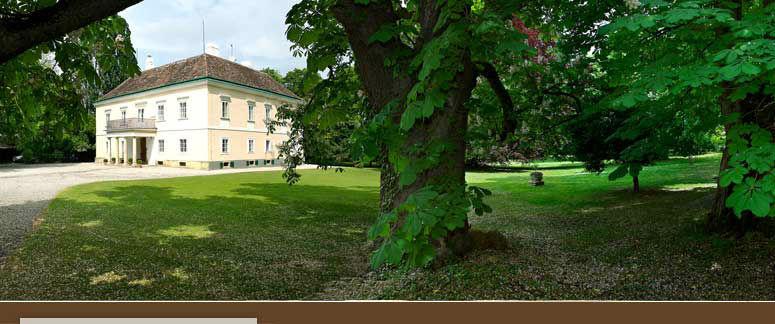 Beispiel: Parkanlage, Foto: Schloss Urschendorf.