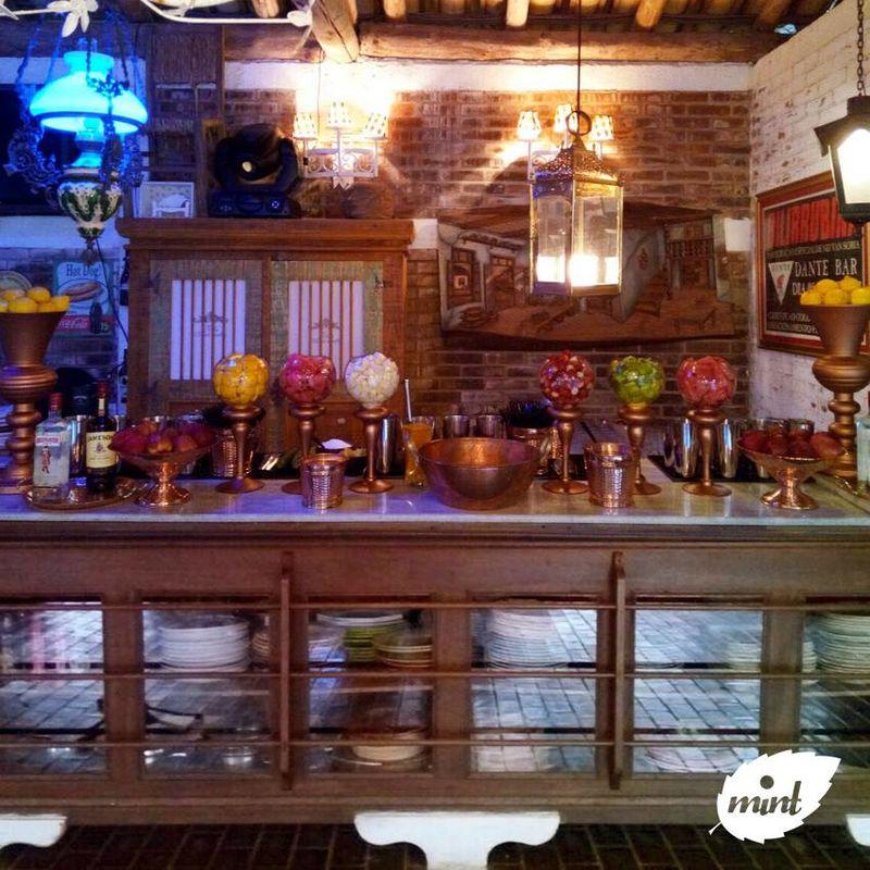 Mint Open Bar