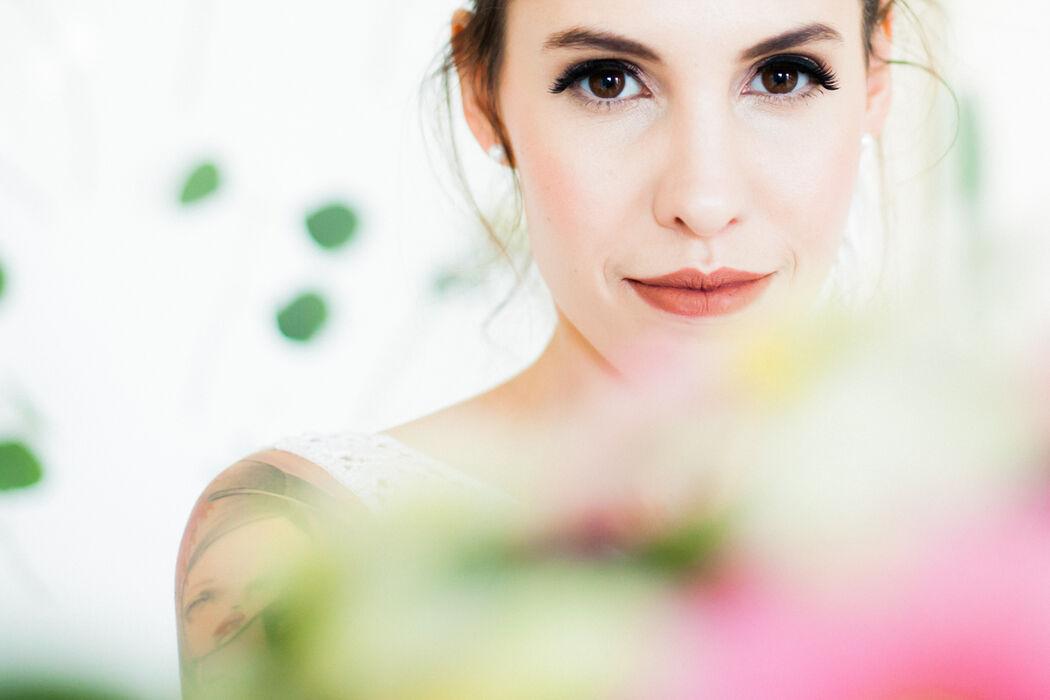 Retrato de noiva by Zi Fernandes  // Dublin Irlanda.