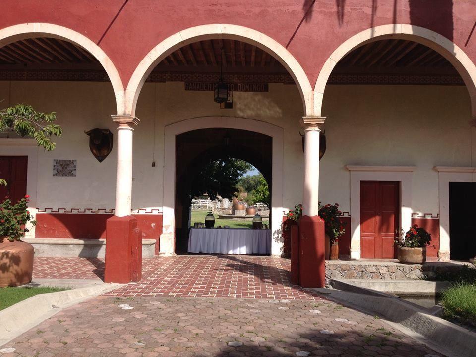 Hacienda Santo Domingo