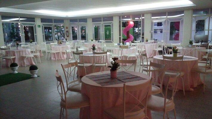 Salão de Festas Cristal