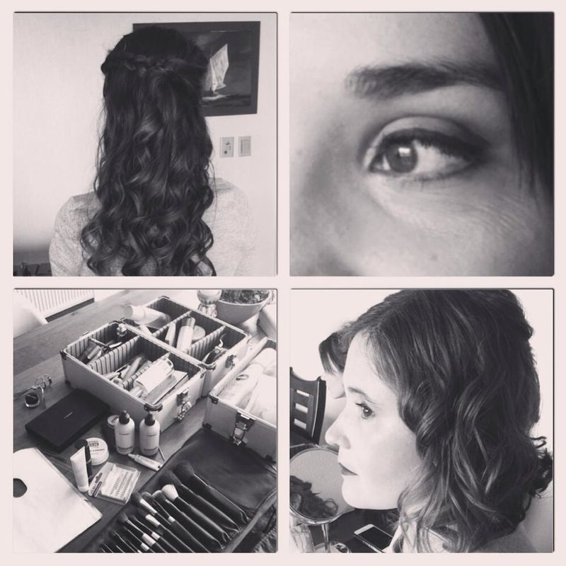 Annya Nazal Maquillaje y Peinado