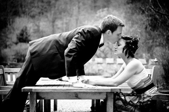 Beispiel: Paarshooting mit Einfühlungsvermögen, Foto: Fotomanufaktur Wessel.