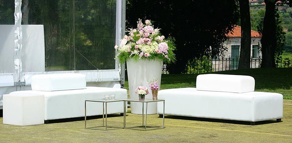Áreas Lounge - Aluguer Mobiliário