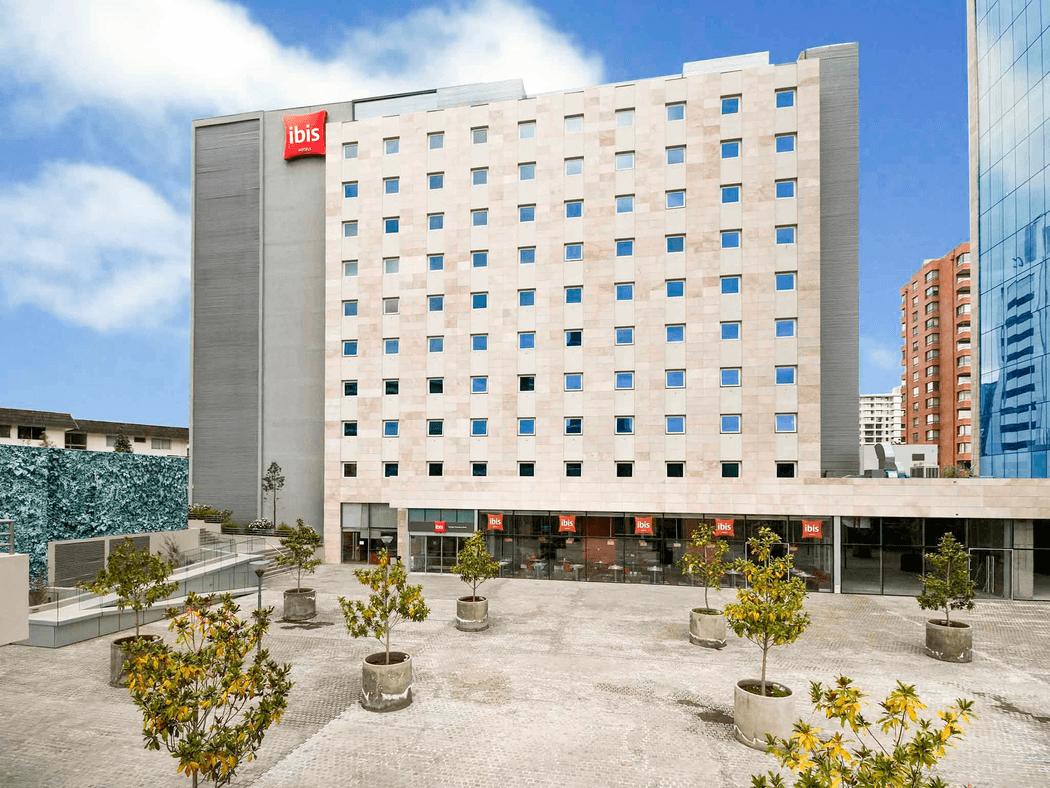 Hotel ibis Santiago Manquehue Norte