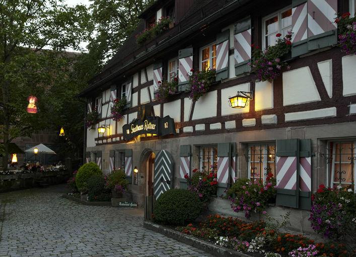 Beispiel: Außenansicht Gasthaus, Foto: Romantik Hotel Gasthaus Rottner.