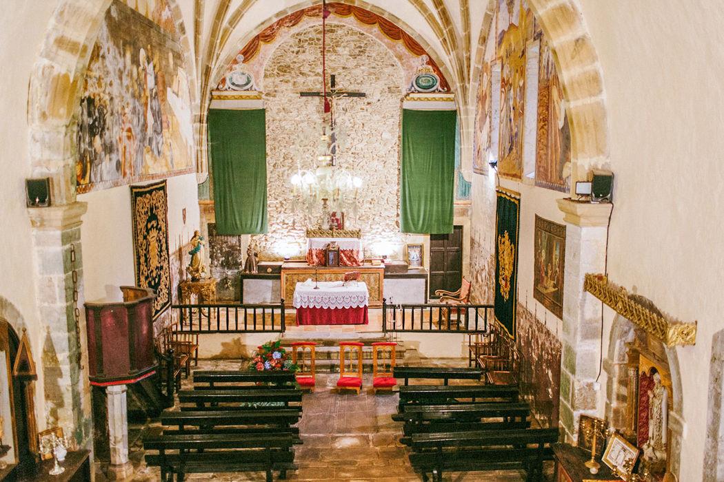 Capilla. Palacio Conde de Toreno