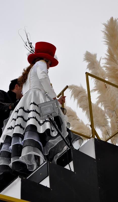 Merche Cantante/Pregonera Carnaval