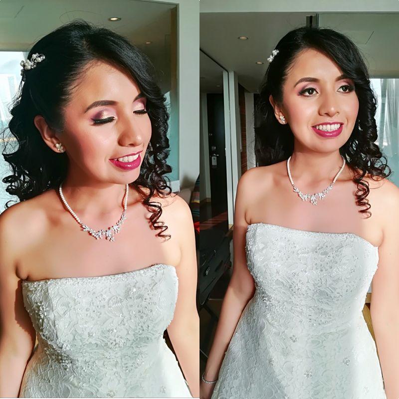 Tanira Sue Beauty artist