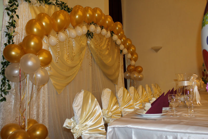 Beispiel: Kreative Ballondekorationen, Foto: Arkadas Dekorasyon.