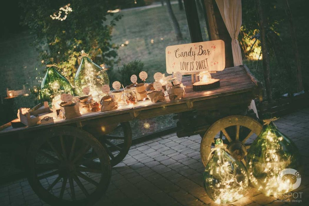 G+Spot Labs Country Chic Wedding