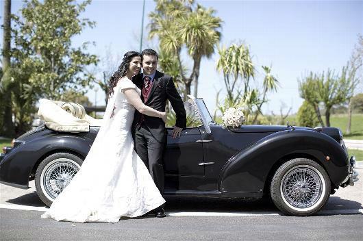 Cabrio Wedding Cars