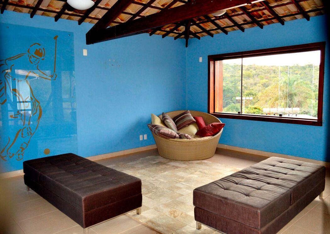 Recanto Azul Hotel Fazenda