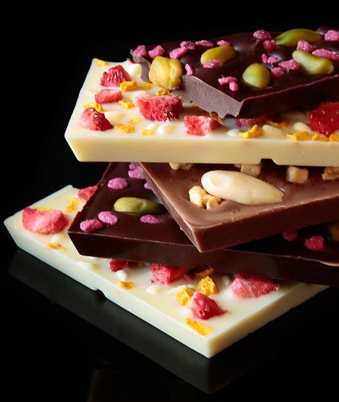 Chocolates personalizados