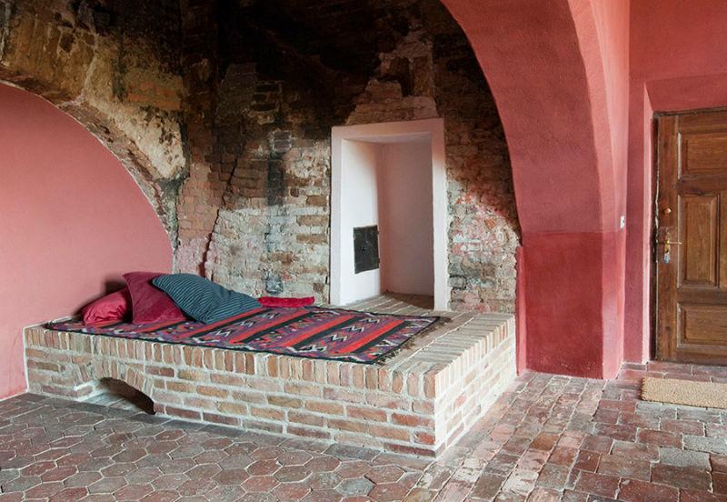 Beispiel: Impressionen im Schloss, Foto: Schloss Schmarsow.