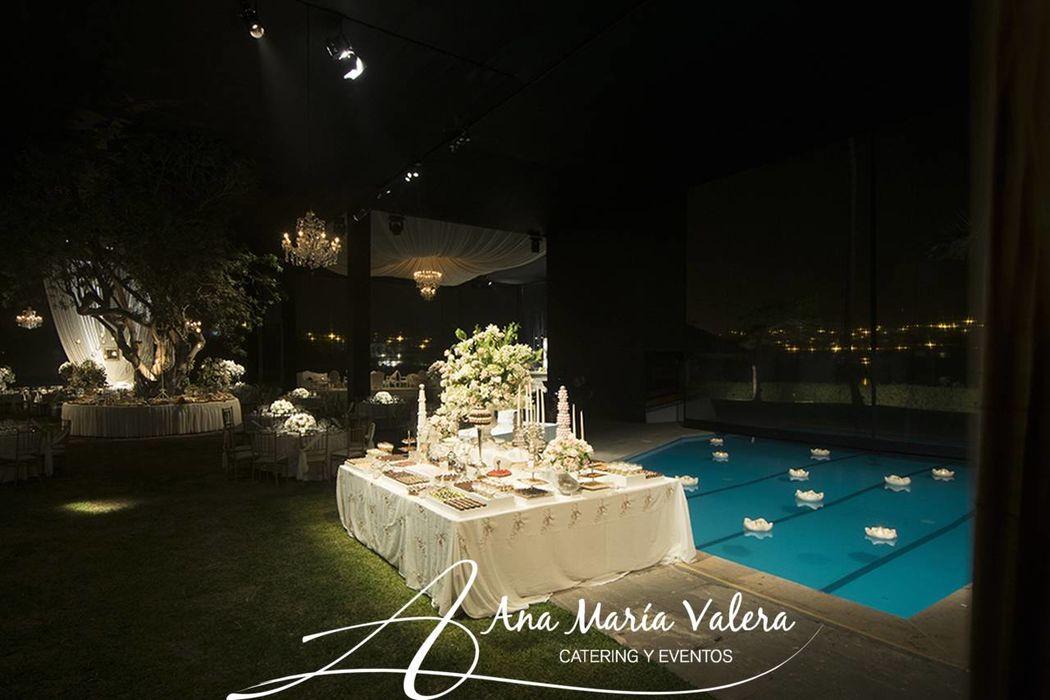 Ana María Valera Catering y Eventos