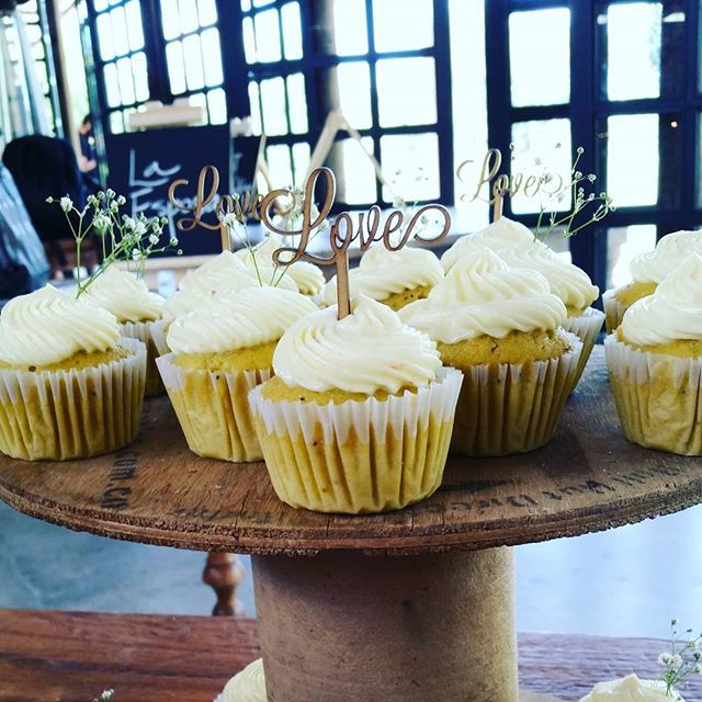 Cupcakes de Limón y Amapola