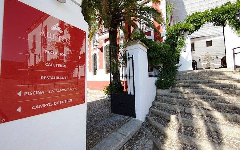 Hotel Abetos del Maestre Escuela