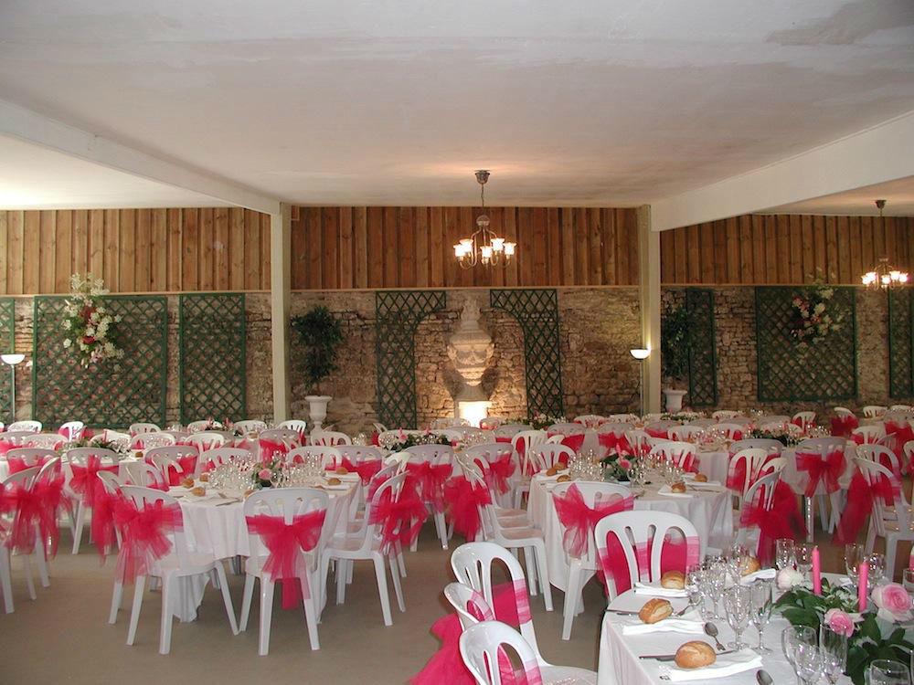 Salle - Château de Sorel