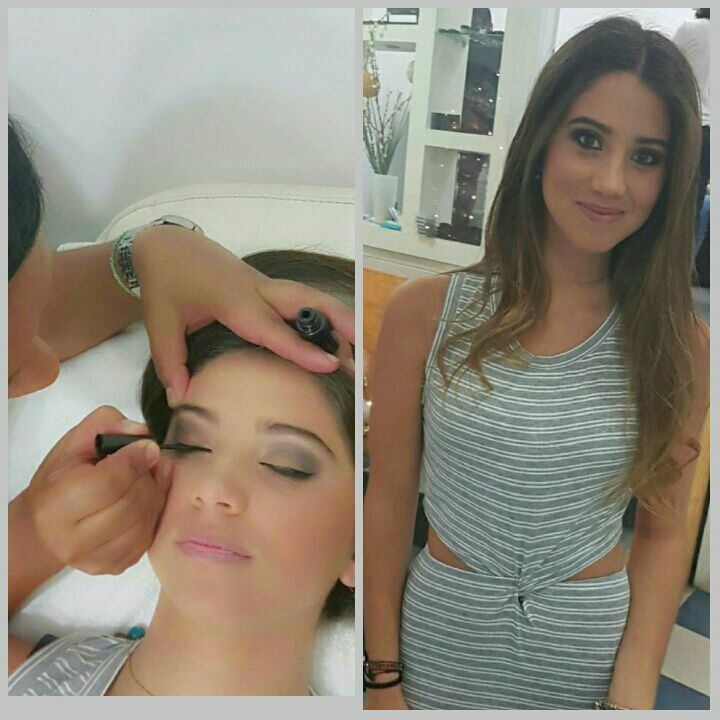 Joseph Hair - Make Up