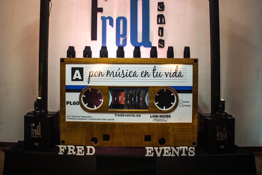 Fred Events