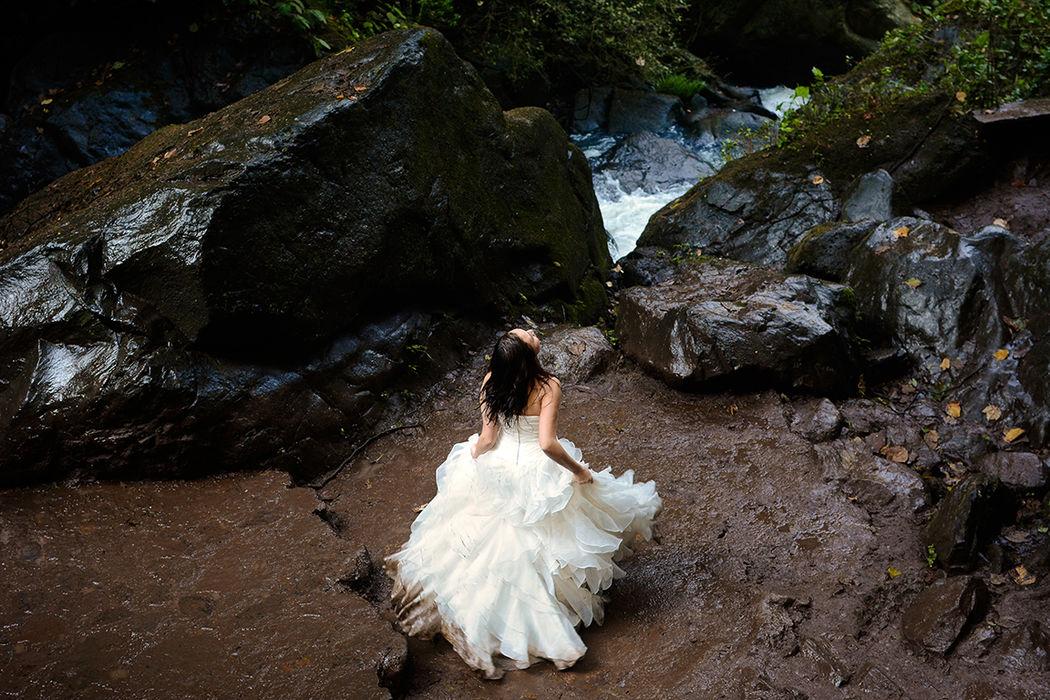Trash The Dress - Zacatlan pueblo mágico