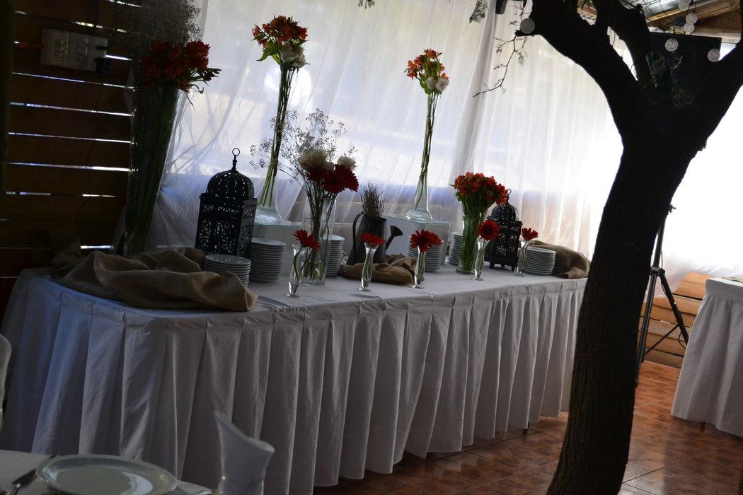 Banquetes y Cocteles