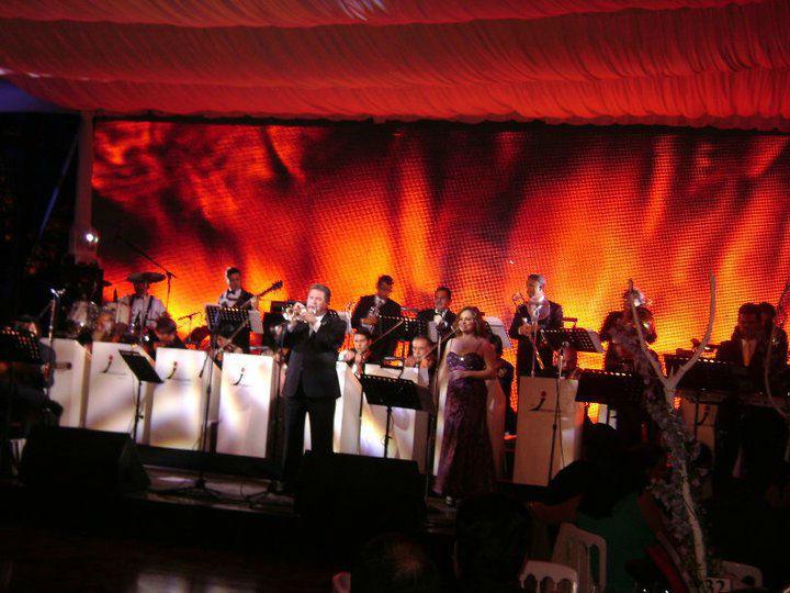 Los Internacionales, Big Band en Cuernavaca