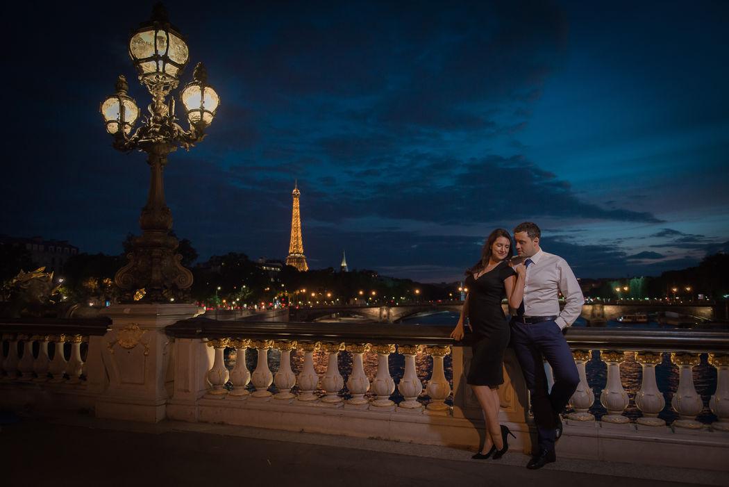Lisa derevycka, photographe à Paris