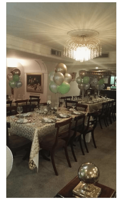 Restaurante Café Royal