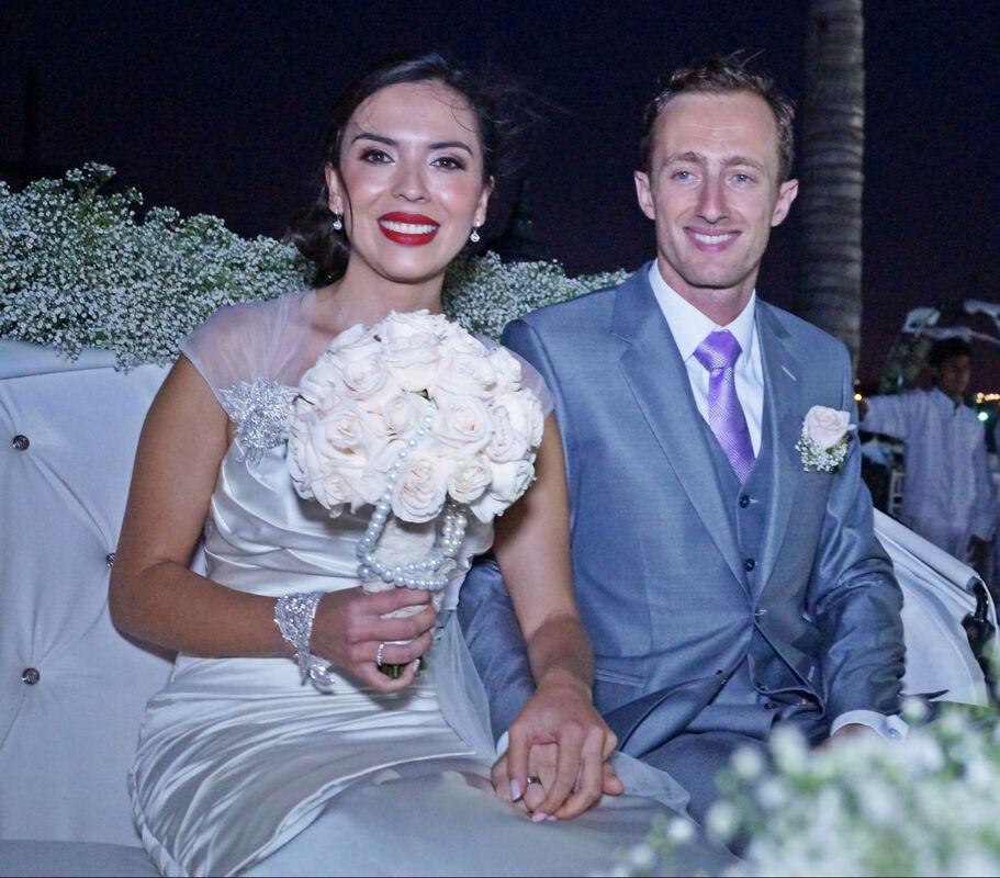 boda colombo francesa