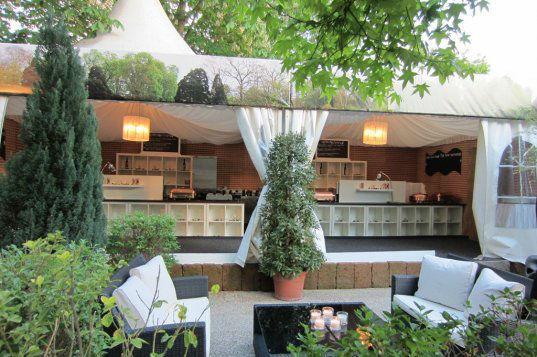 VIP Pavillon Luisenpark Mannheim - Events Morr