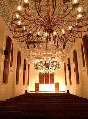 Auditorio La Capilla
