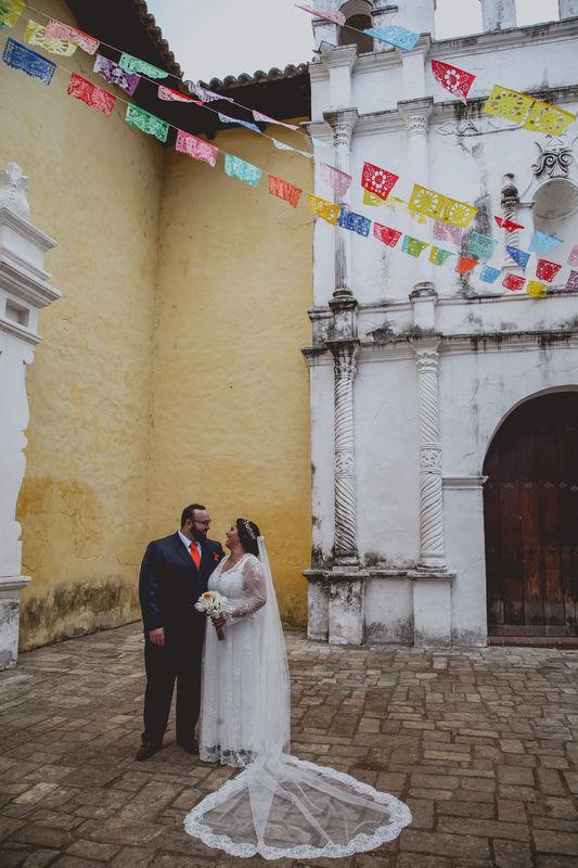 Cobertura ceremonia religiosa (Yes I do) San Cristobal de las Casas, Chiapas