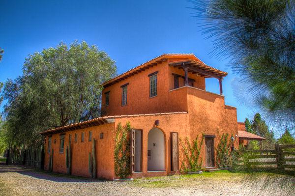 Rancho Las Sabinas - Jardín