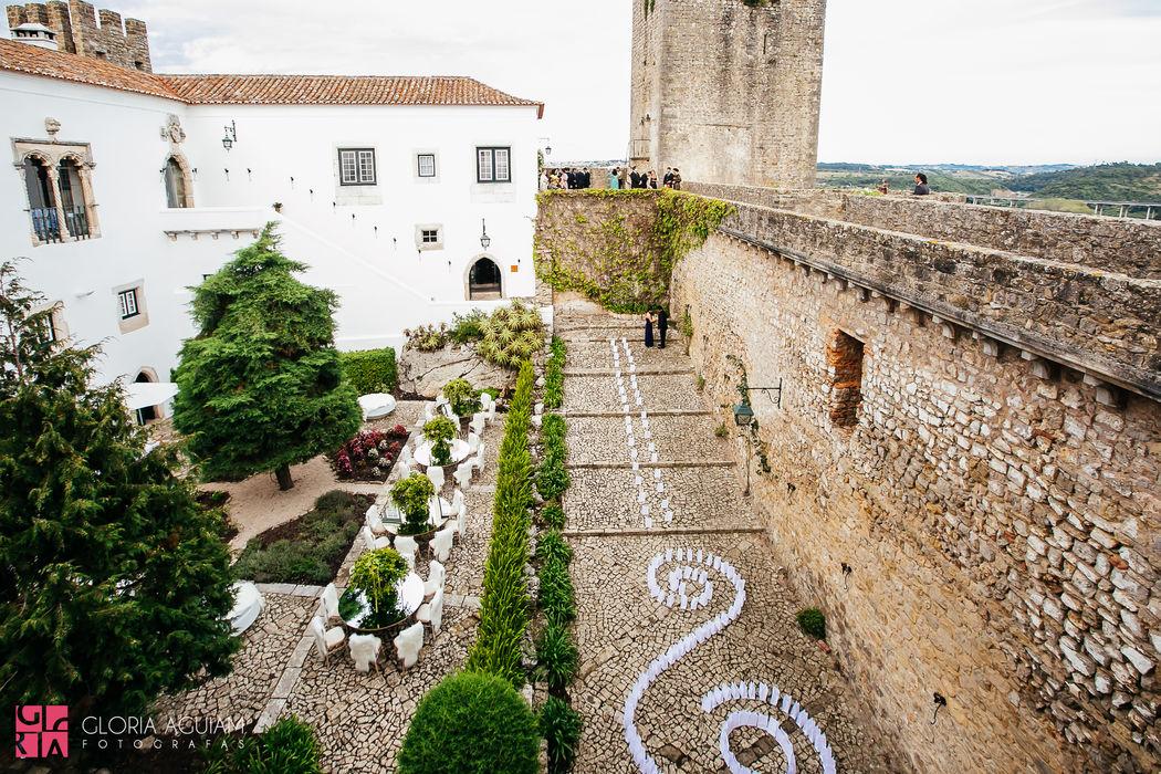 decoração castelo
