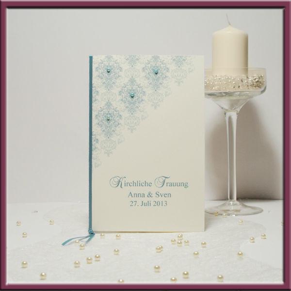 Beispiel: Hochzeitskollektion, Foto: Adam & Eva Hochzeitskarten.