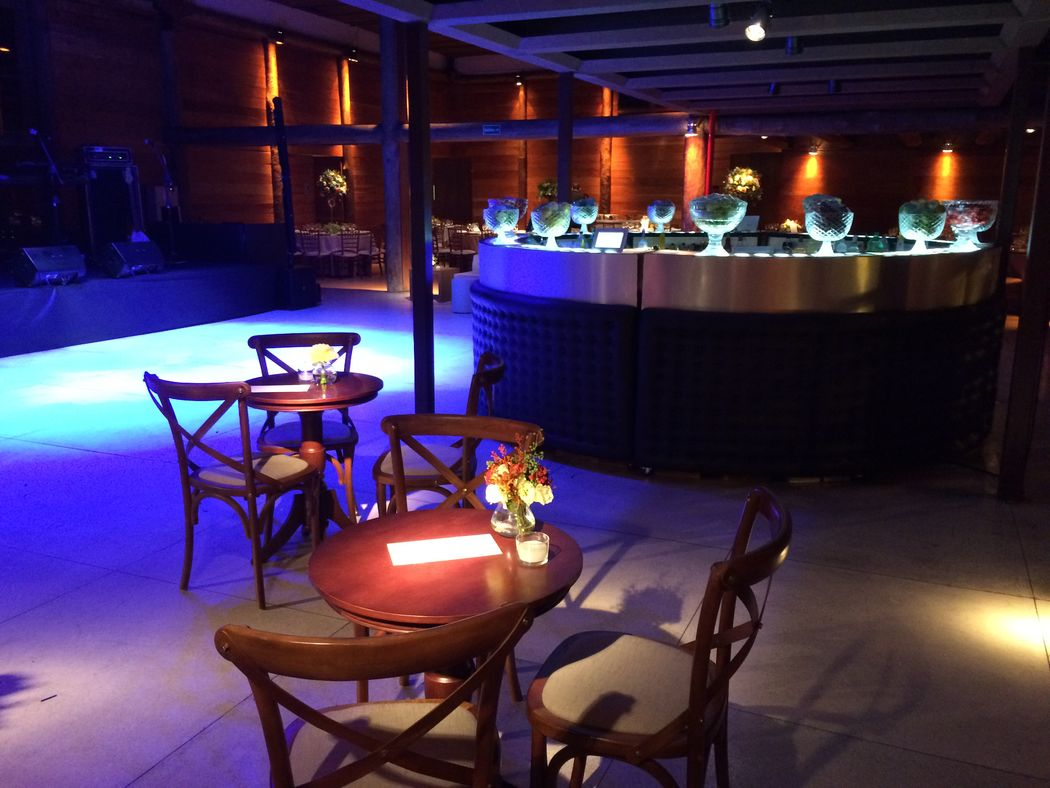 Espaço Gardens - Cia do Rizzo Bartenders