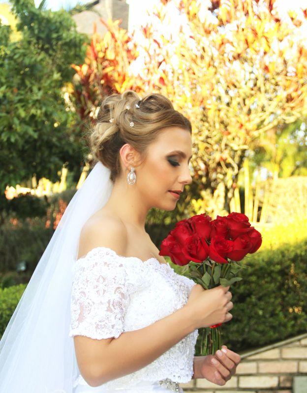 Por La Mariée Par Cibele Braz