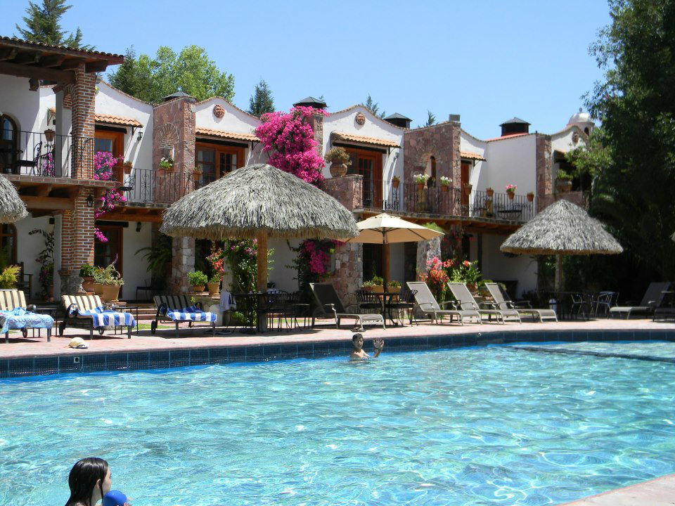 Hotel Atotonilco El Viejo