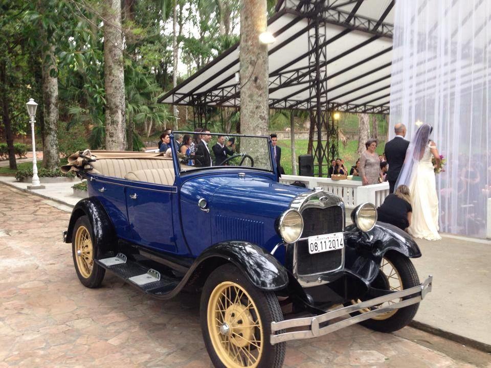 Vintage Dreams - Aluguel de Carros Antigos