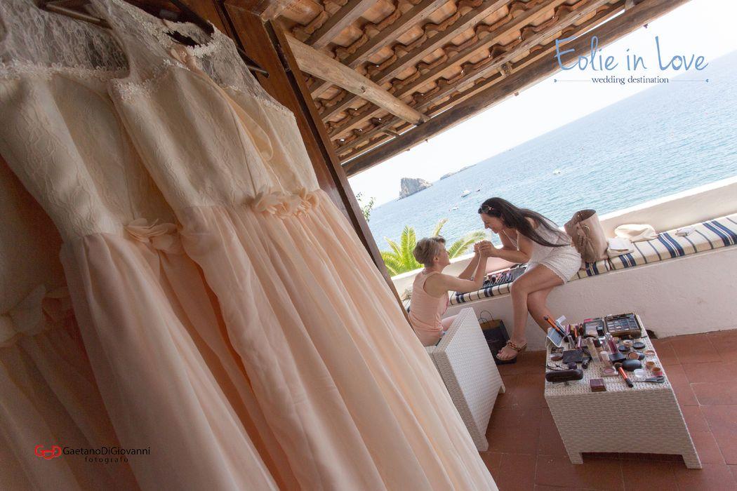 wedding in Panarea
