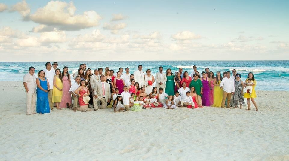 Coordinación de Boda Mar y Amor Weddings