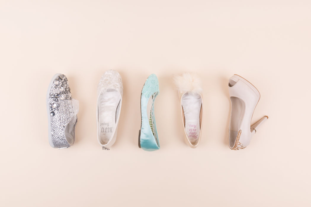 Sapato de noiva - Sabrina de noiva - Ténis de noiva