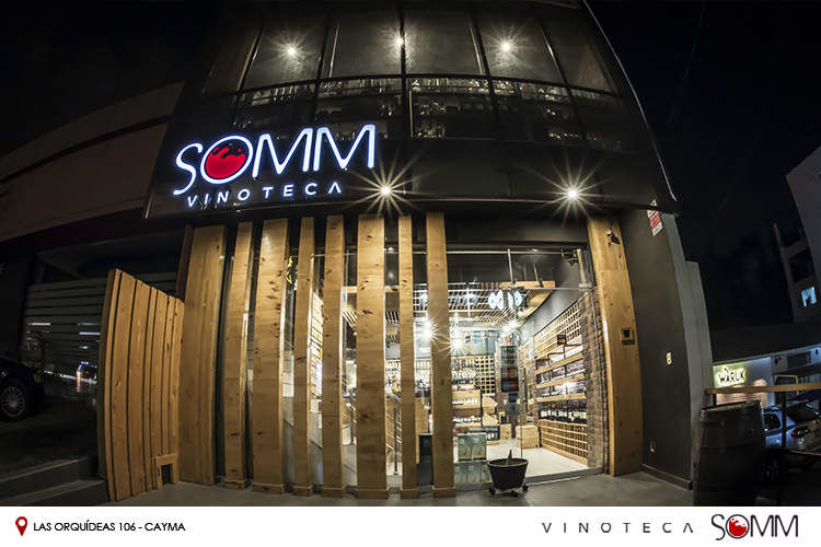 SOMM Vinoteca