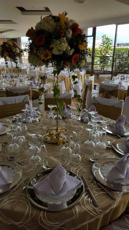 André Bouquet Eventos y Floristería