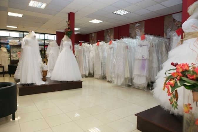 Salon sukien ślubnych Karina, Rzgów