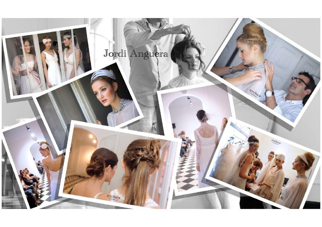 Desfile de novias - Jordi Anguera