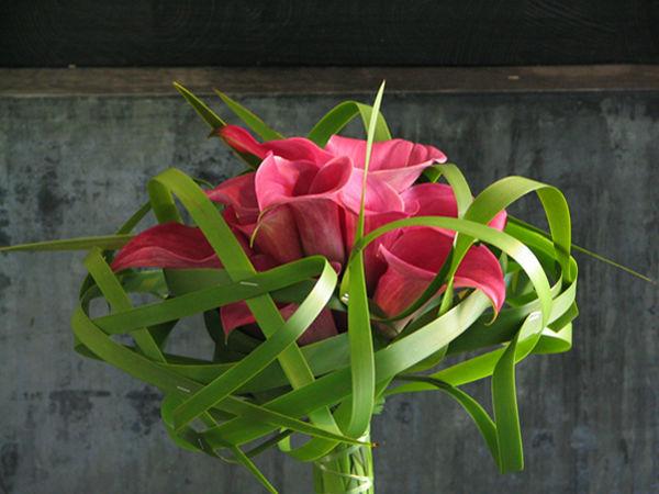 Beispiel: Originelle Ideen, Foto: Blumen Kamm.