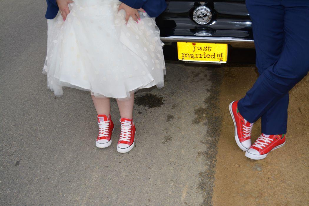 Fragment mini sesji zdjęciowej w plenerze podczas wesela organizowanego przez Wedding Angels, zdjęcie: Wedding Angels